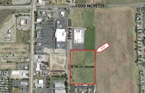 Price Commerce Center - Tooele Land